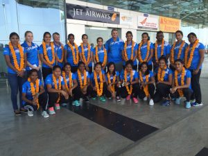 senior-indian-womens-hockey-team-depart-for-the-4th-womens-asian-champions-trophy-in-singapore